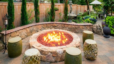 Outdoor Fire Pit Design