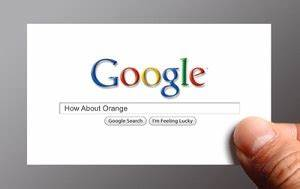Free quotgoogle mequot business card template gizmo39s freeware for Google search business card template