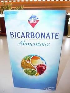 Bicarbonate De Soude Intermarché : le bicarbonate de soude produit merveilleux ~ Dailycaller-alerts.com Idées de Décoration