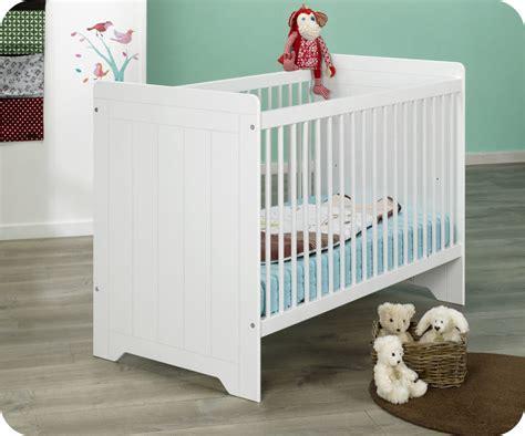 chambre bébé écologique chambre bébé complète oslo blanche chambre bébé design