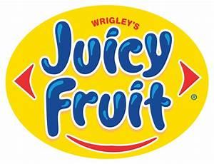 Juicy Fruit Logo / Food / Logonoid.com