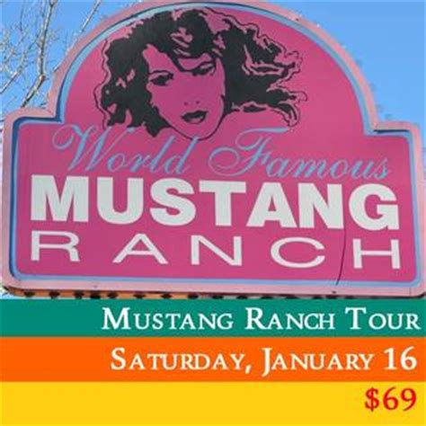 pattys tours mustang ranch  saturday january