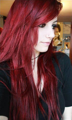 good blood red hair dyes beautylish