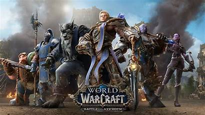 Warcraft 4k Alliance Uhd Azeroth Battle Wallpapers