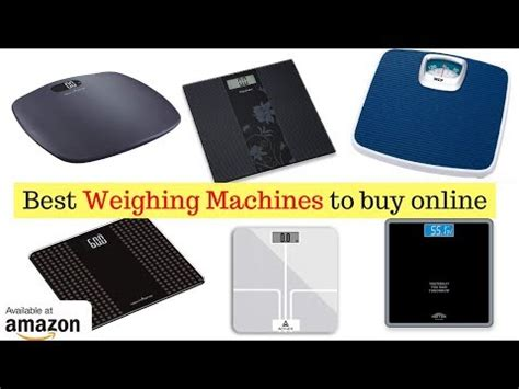 weighing machines weight machine latest price