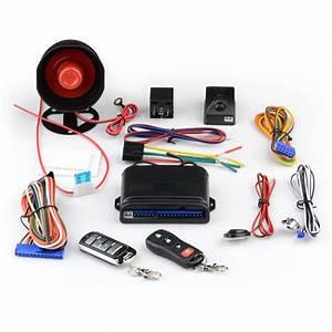 Tech Code Car Alarm System Wiring Diagram