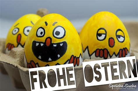 frohe ostern lustige ostergrüße frohe ostern lustige bemalte eier spr 252 che suche