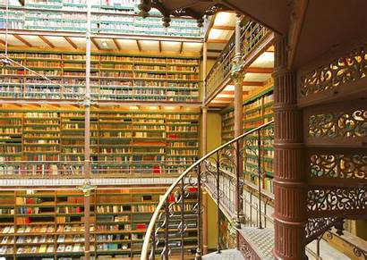 Libraries Library Largest Netherlands Amsterdam Rijksmuseum P80