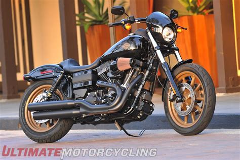 2016 Harley-davidson Low Rider S Review