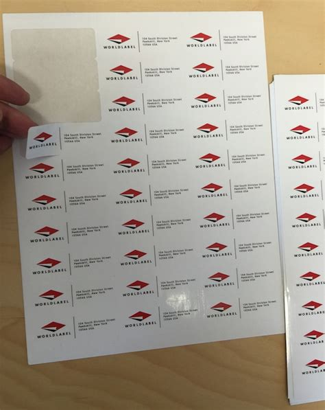 create mailing labels  word
