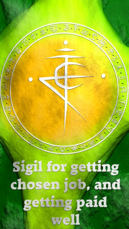 sigil sigils magic wolf job antimony symbols getting spells paid chosen occultism money magick wiccan witchcraft witch well rune wolfofantimonyoccultism