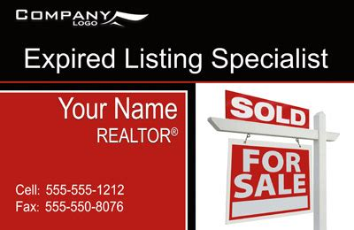expired listings postcards real estate postcards