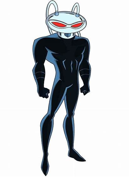 Manta Justice League Animated Dc Timm Bruce