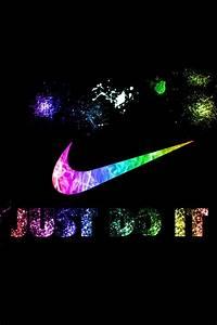 Nike Logo - Colorful Swoosh - Just Do It | Nike | Pinterest