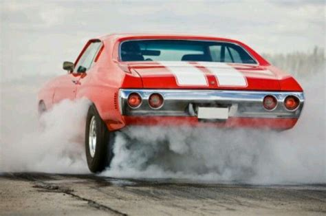 Chevy Muscle Cars, Muscle