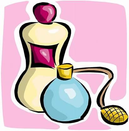 Perfume Clipart Cologne Smell Fragrance Clip Cartoon