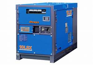 Wiring Diagram Generator Denyo