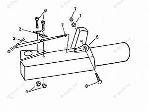 Yamaha Jet Drive Pump Parts 40mjht Oem Parts Diagram For