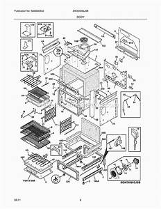 Electrolux Ew30is65jsb Parts List And Diagram