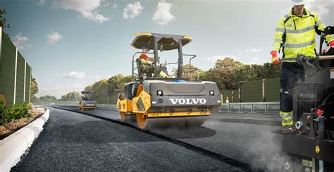 ddc asphalt compactors specifications volvo
