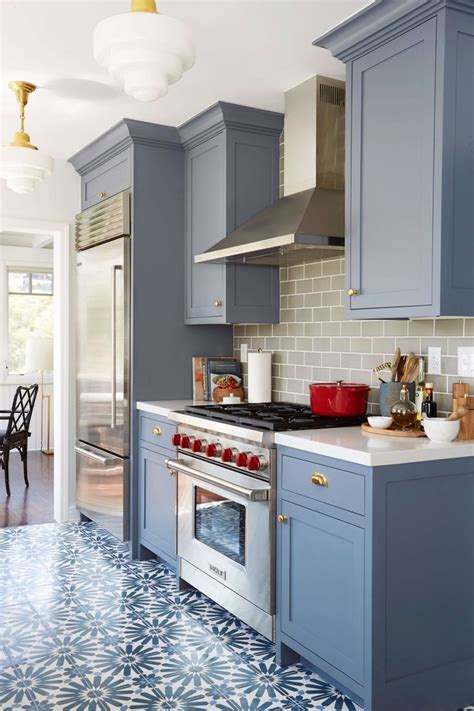 blue kitchen cabinets ideas 17 best ideas about blue gray kitchens on kitchen in light grey kitchens
