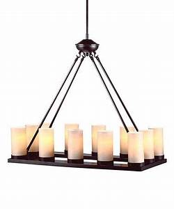 Progress Lighting Linear Chandelier Another Great Find On Zulily Burnt Ellington 12