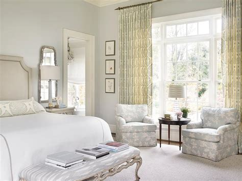 Traditional Bedroom Sitting Area  Traditional Bedroom