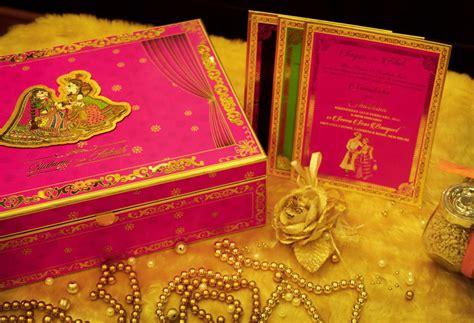 indian wedding invites  royal creative art craft