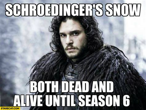 Jon Snow Meme - game of thrones season 6 memes page 2