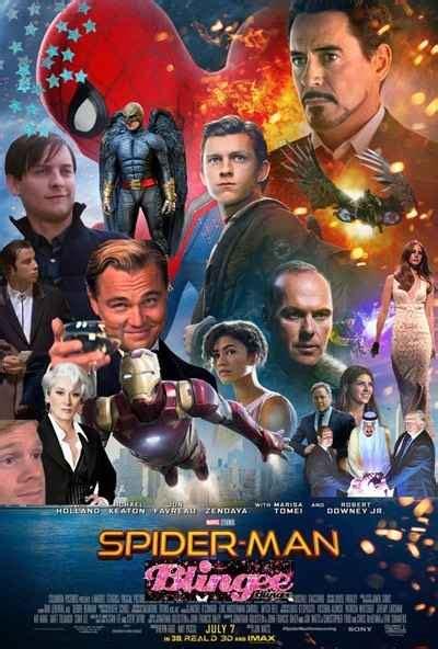 Novo cartaz de 'Homem-Aranha: De volta ao lar' vira meme ...