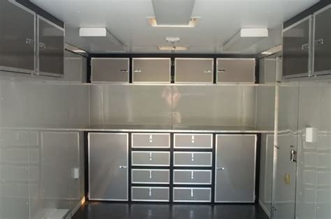lightweight cabinets for trailers aluminum trailer cabinets trucks trailers rvs toy