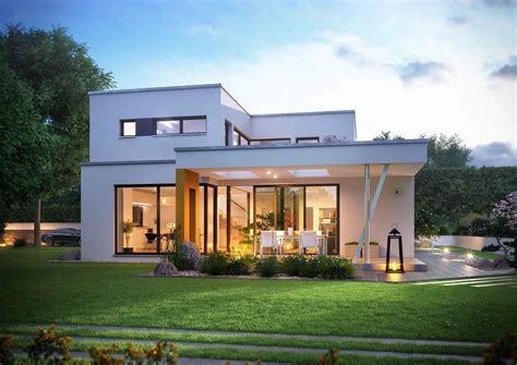 Moderne Traumhäuser by Traumhaus By Lichtecht Die Website F 252 R Die