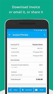 Free invoice generator android apps on google play for Free invoice generator app
