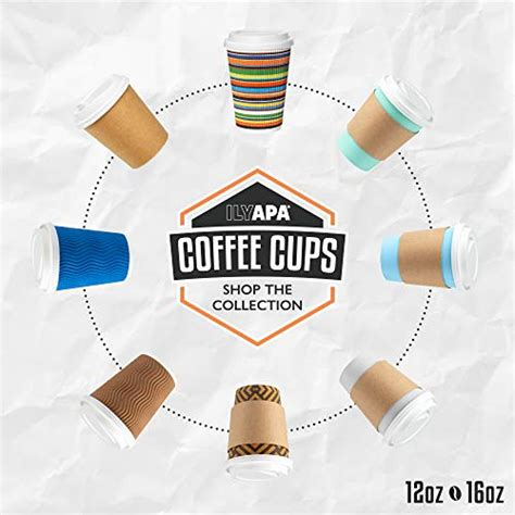 If you want to support the environment, but you also. 12 oz To Go Coffee Cups with Lids - 100 Disposable ...