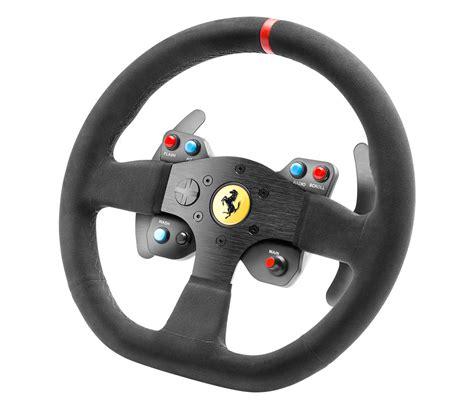 thrustmaster race kit ferrari  evo edition alcantara
