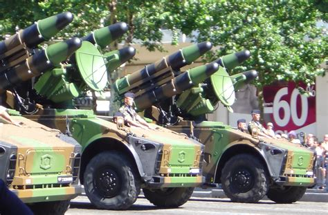 range air defence system surya malam crotale range air defence system