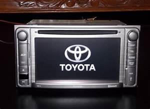 Jual Head Unit Panasonic Oem Toyota Fortuner  Avanza Built