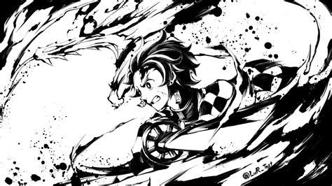 anime   saturation kimetsu  yaiba kamado