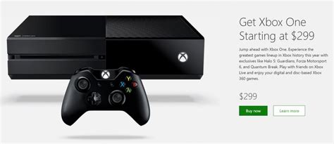 xbox one price the xbox one just cut its price and you almost certainly should not buy one