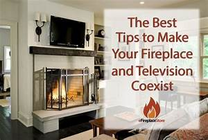 Tv, Over, Fireplace, Make, Tv, Above, Fireplace, Work, Pro, Tips