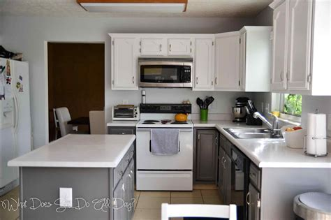 light gray painted kitchen cabinets   datenlabor.info