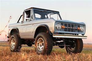 1974 Ford Bronco Warrior Edition By Gateway Bronco