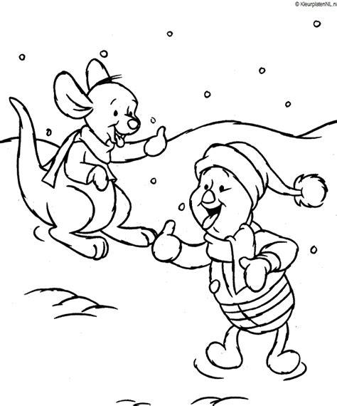 Disney Kleurplaat Winter by Disney Kleurplaat Kleurplaten 1661 Kleurplaat Kleuren Net