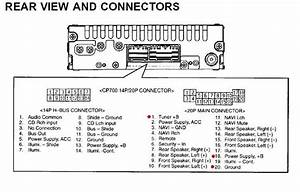 Clarion Car Radio Wiring Diagram
