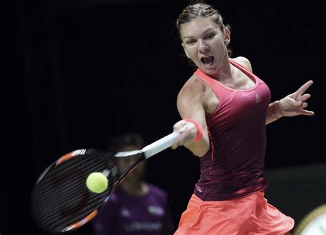 Simona Halep - latest news, breaking stories and comment - The Independent