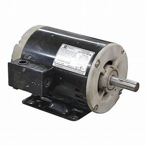 1 5 Hp 1750 Rpm 200 Vac Emerson Electric Motor