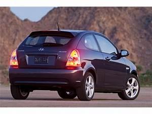 2008 Hyundai Accent Performance