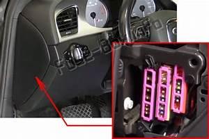 Audi A4 B8 Fuse Box Location