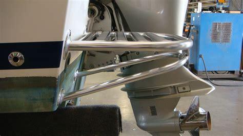 custom aluminum swim platform sold  hull truth boating  fishing forum