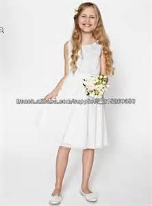 robe de mariã e pour enfants nouveau robe d 39 été pour enfants robes de mariage robe de soirée